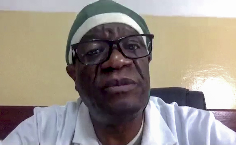 Il dottor Denis Mukwege, Nobel per la Pace 2018, ha salutato l'arresto di Lumbala come un primo passo verso la giustizia