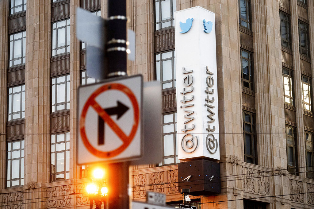 Quartier generale di Twitter a San Francisco