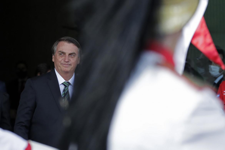 Il primo ministro brasiliano Jair Bolsonaro