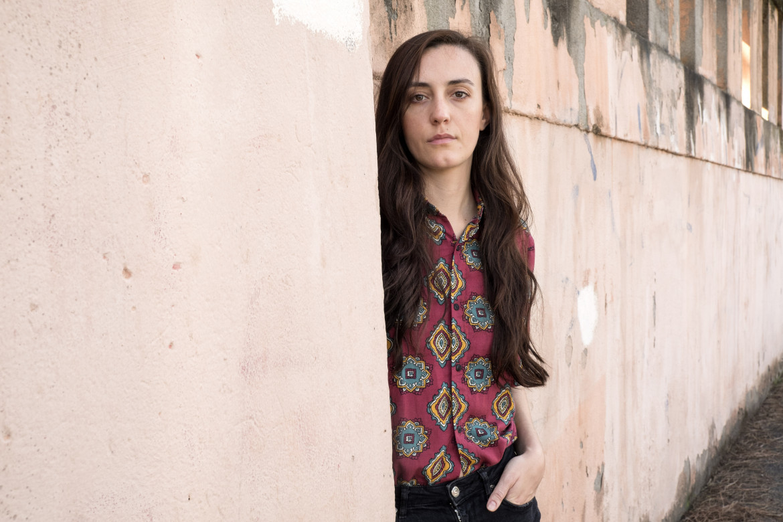 Giulia Caminito, foto di Rino Bianchi
