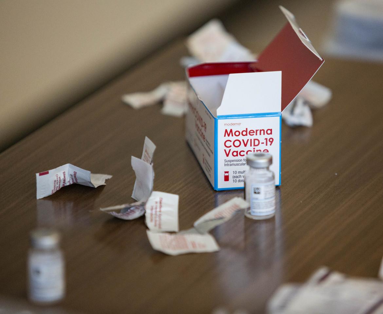 Il vaccino Moderna anti Covid