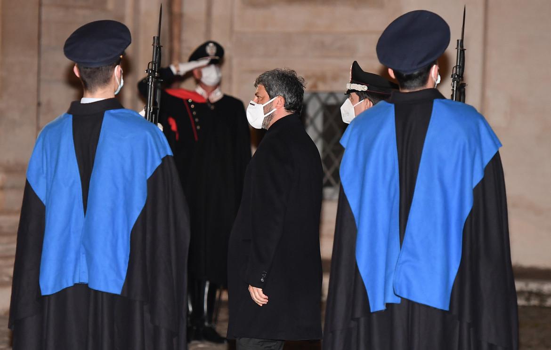 Roberto Fico convocato al Quirinale