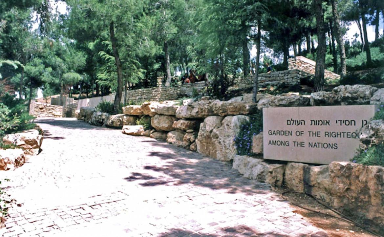 Il Giardino dei Giusti a Gerusalemme
