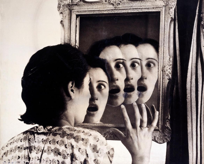 Grete Stern, «Dream No. 7:  Who Will She Be?», 1949