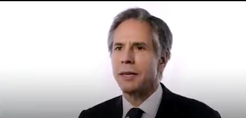 Il segretario di Stato Anthony Blinken