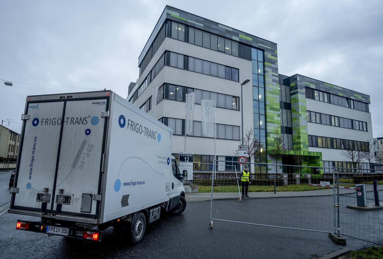 I laboratori BioNTech di Magonza, in Germania
