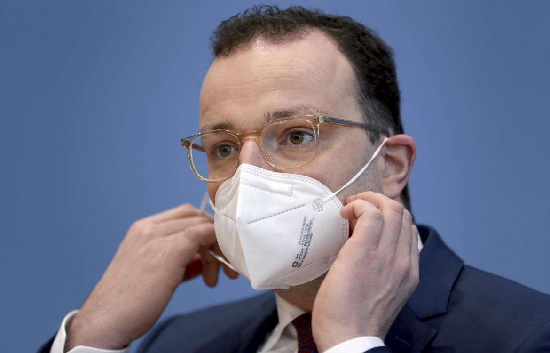 Il ministro della Salute tedesca Jens Spahn