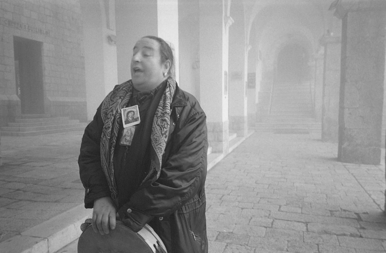 Candelora, Montevergine; foto di Marialba Russo, 2008
