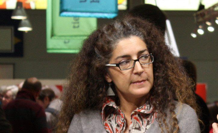 Nella foto, la scrittrice Melania Mazzucco