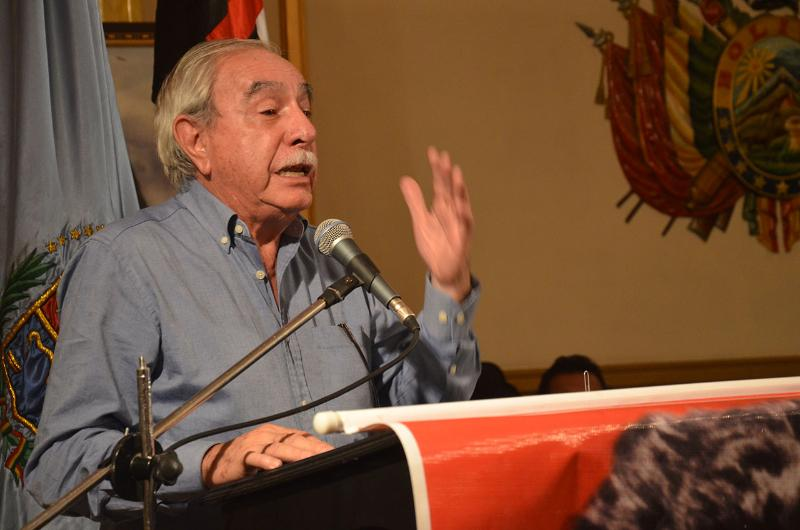 Osvaldo «Chato» Peredo