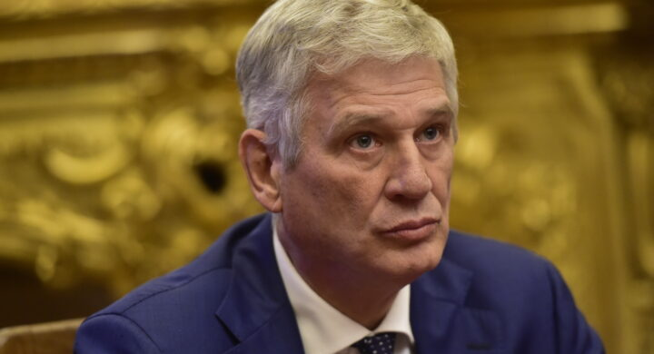 L'ambasciatore Piero Benassi al quale è Giuseppe Conte ha affidato la delega ai servizi segreti