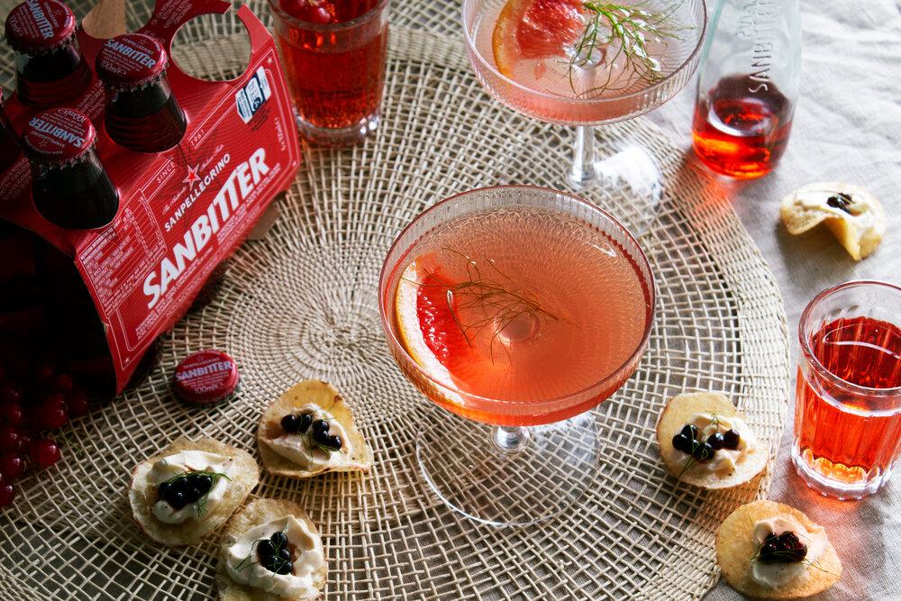 Lo storico aperitivo Sanbittèr