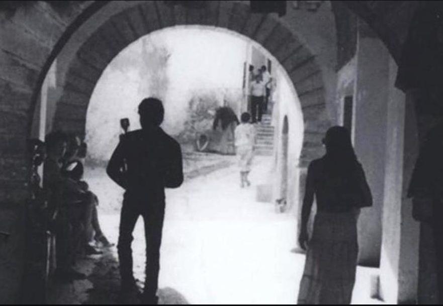 L'immagine di copertina del romanzo tunisino