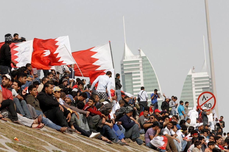 Manama mobilitata contro la monarchia, 2011