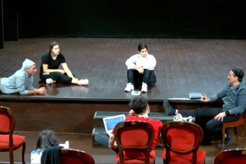 «Zona rossa», Teatro Bellini