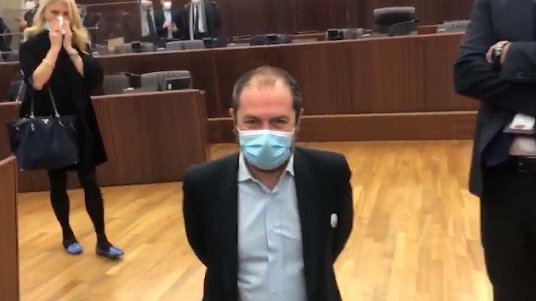 Michele Usuelli, consigliere regionale lombardo di +Europa