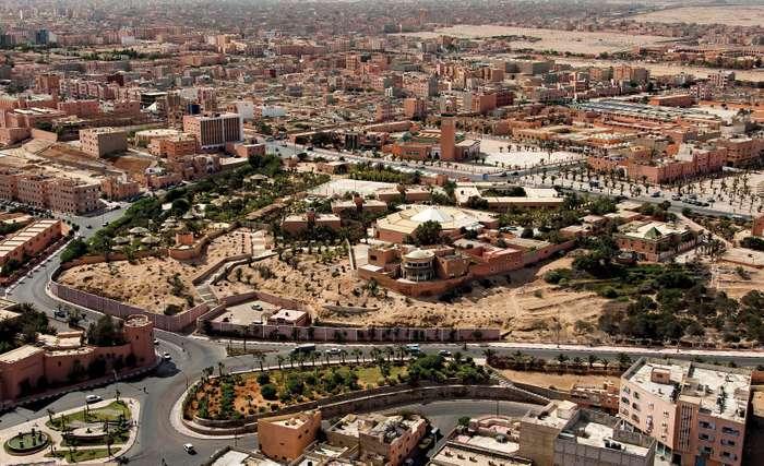 Laayoune, capitale del Sahara occidentale