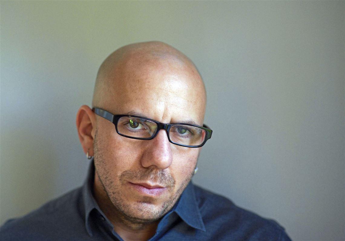 Lo scrittore Alexi Zantner