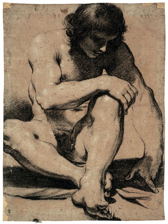 Dalla raccolta Marco Brunelli: il Guercino,