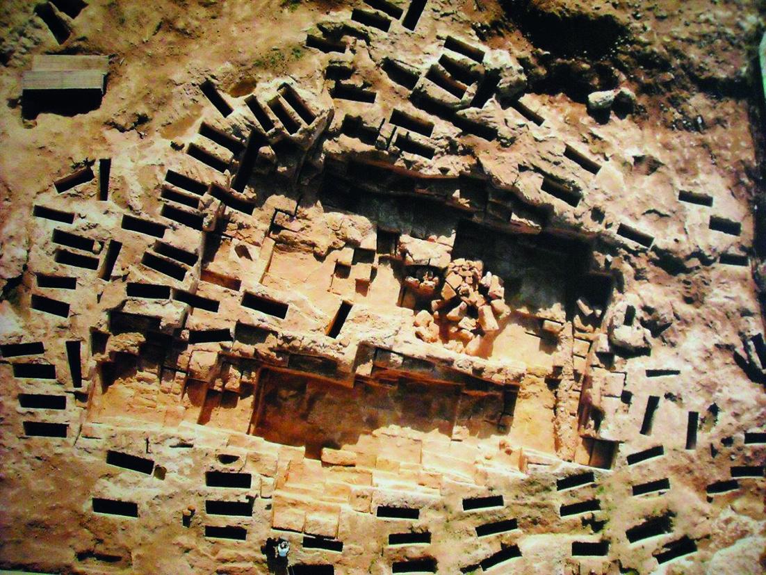 Il sito archeologico di Tuvixeddu