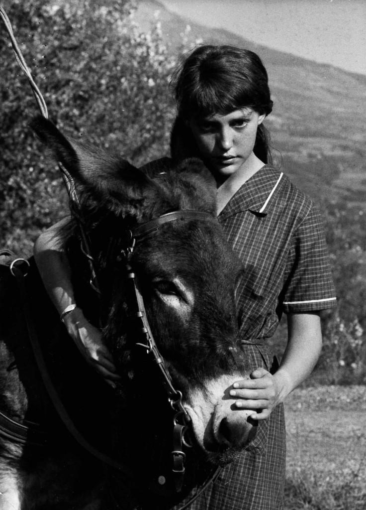 Immagine tratta da «Au hasard Balthazar», di Robert Bresson (1966)