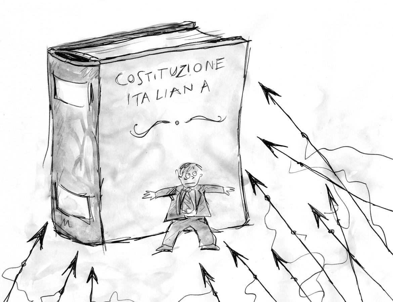 Illustrazione di Ludovica Valori