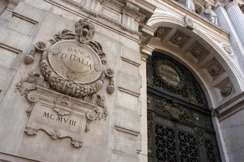L'ingresso della Banca d'Italia