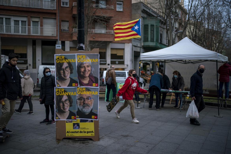 Cinque milioni oggi al voto in Catalogna