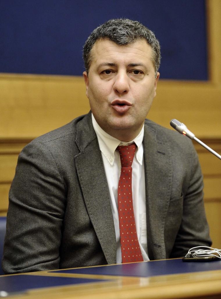 Arturo Scotto, coordinatore di Articolo 1