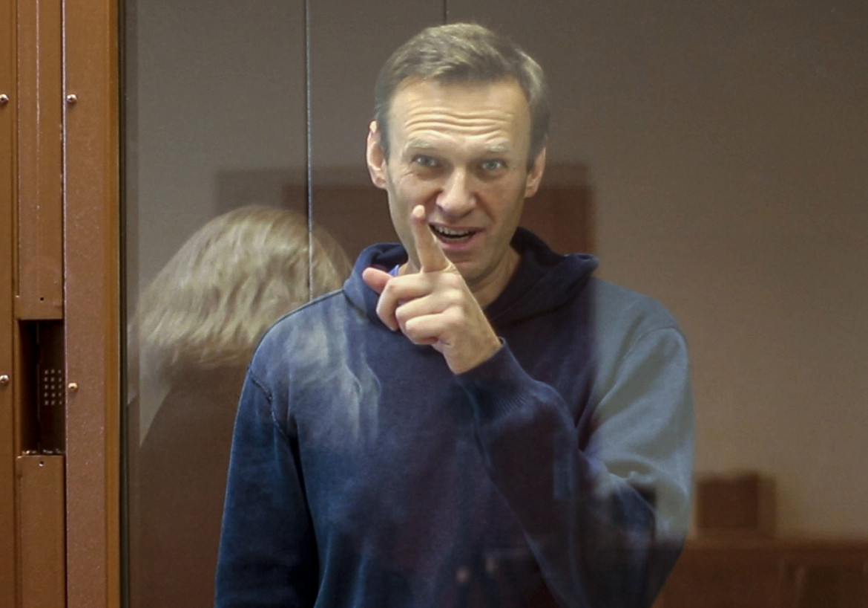 Alexei Navalny nella corte distrettuale di Babuskinsky