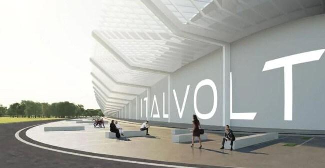 Il progetto Italvolt