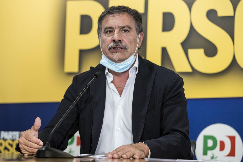 Nicola Oddati, membro della segreteria di Nicola Zingaretti