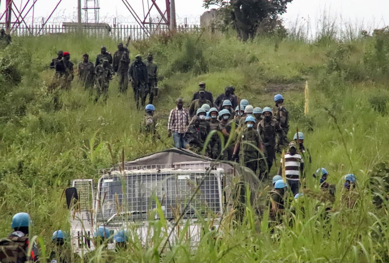 Congo, luogo dell'agguato a Luca Attanasio