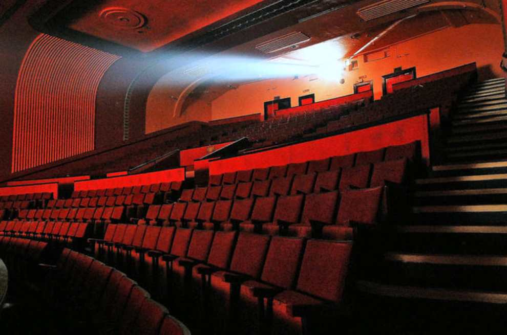 Sala cinematrografica