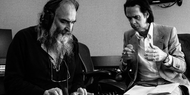 Nick Cave e Warren Ellis