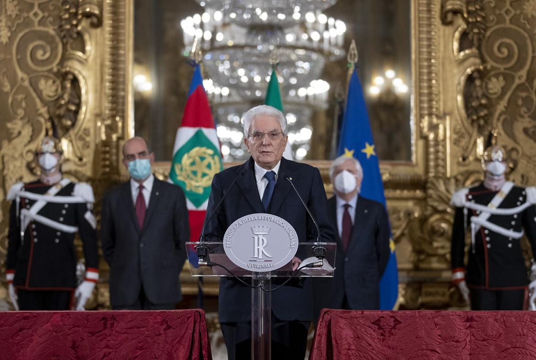 Le dichiarazioni di Sergio Mattarella dopo il fallimento dell'esplorazione di Roberto Fico