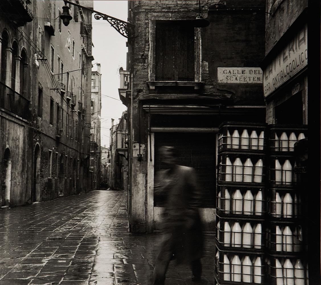 Foto di Cesare Colombo: Venezia, 1957