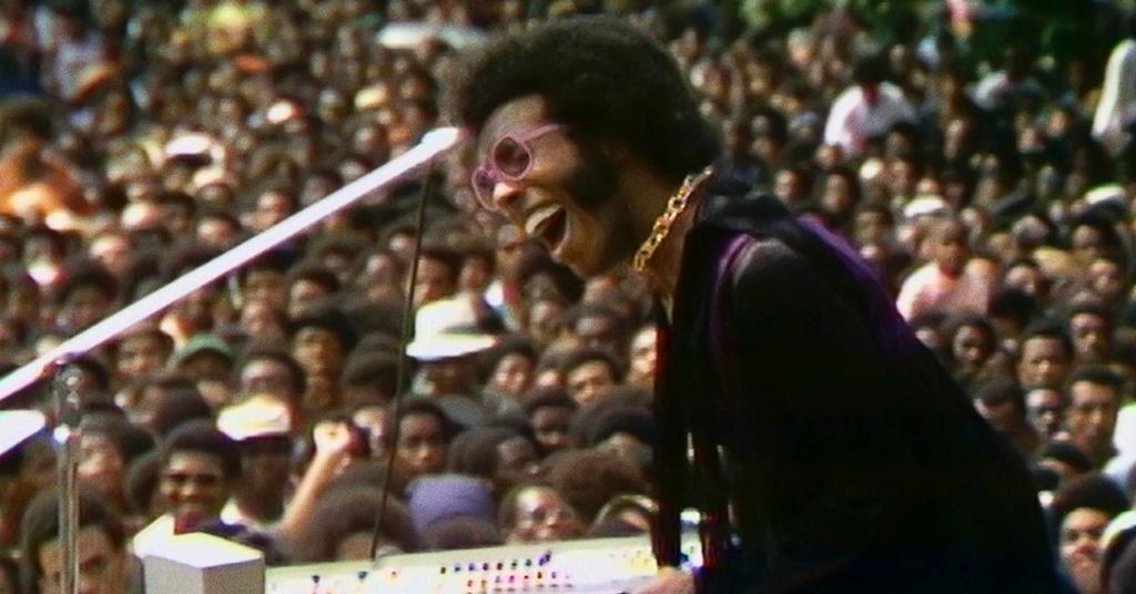 Una scena da «Summer of Soul or When The Revolution Could Not Be Televised» di Ahmir «Questlove» Thompson