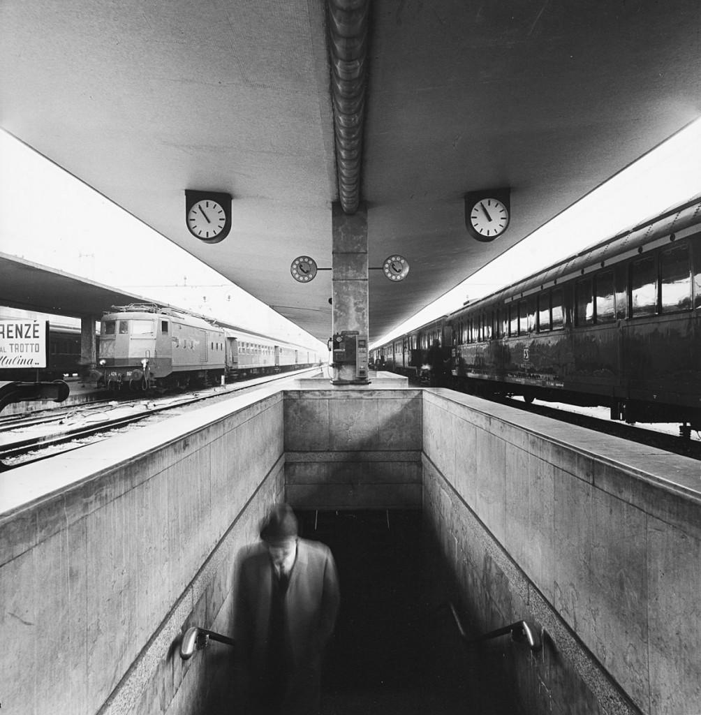 Gabriele Basilico, Stazione, anni ottanta