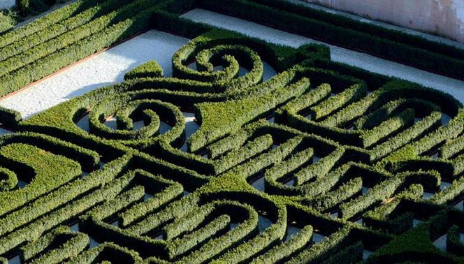 Labirinto Borges alla Fondazione Cini