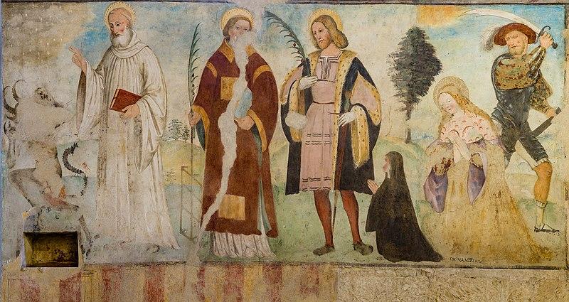 «Vite di Santi», Santa Maria in Solario, Monastero di Santa Giulia, Brescia