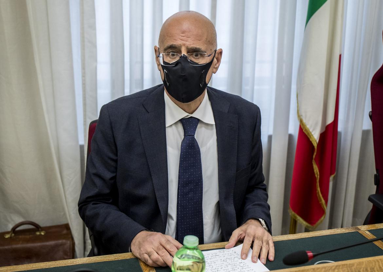 L'attuale procuratore di Roma Michele Prestipino