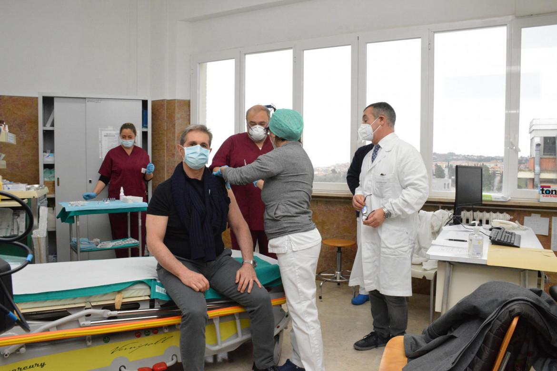 Vaccinazioni ad Ancona