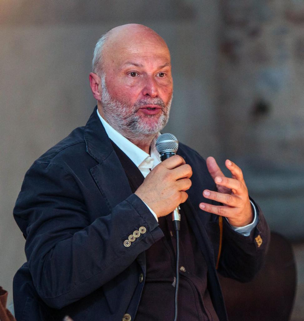 Nella foto Mauro Ceruti