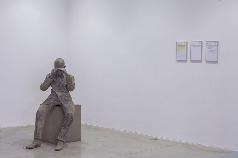 Diego Tonus e Anonimo, «A Moment of Darkness», Bologna,  Museo d'Arte Moderna,  E&B Photo, 2018