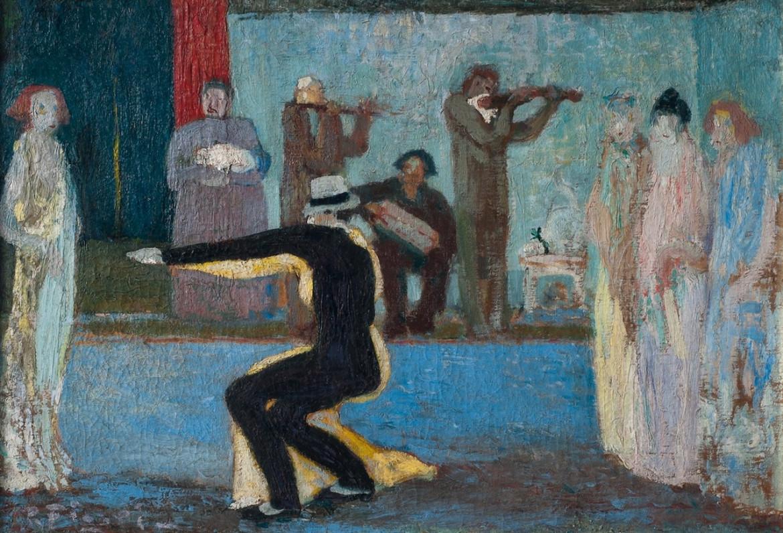 Pedro Figari, «Tango»