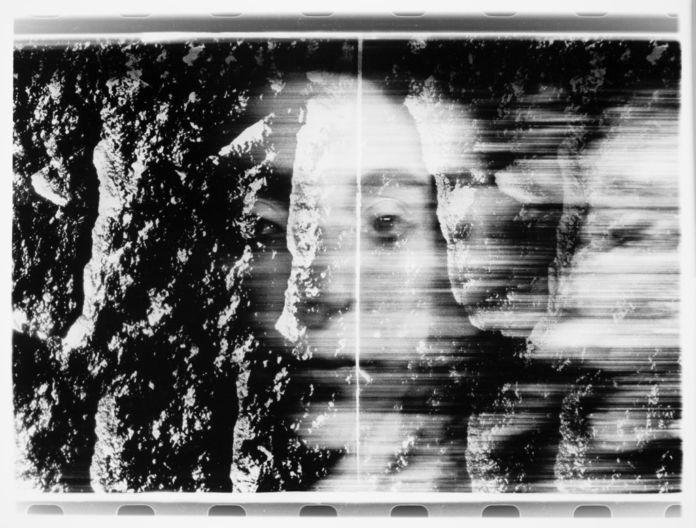 Un'opera di Paolo Gioli esposta nel Padiglione Italia della Biennale di Venezia del 2015