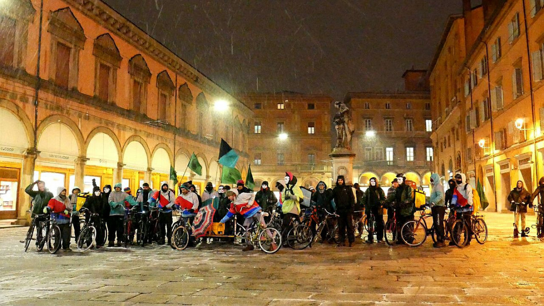 L'autorganizzazione dei rider a Bologna