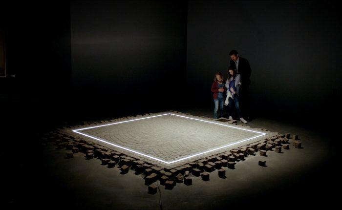 Da «The Square», il film di Ruben Östlund