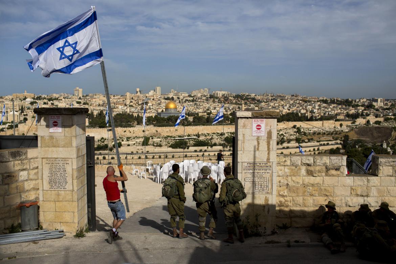 Gerusalemme. Il cimitero ebraico al Monte degli Ulivi